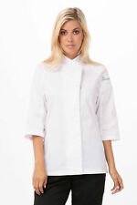 Chef Works Womens Verona V-Series Chef Coat (Vswo)