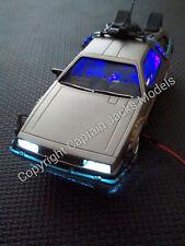 POLAR LIGHTS Back To The Future DeLorean Time Machine LED Fibre Optic Light Kit
