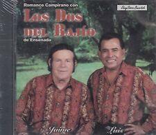 JAIME Y LUIS LOS DOS DEL BAJIO DE ENSENADA ROMANCE CAMPIRANO  CD NUEVO SEALED