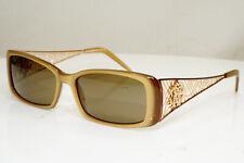 Authentic ROBERTO CAVALLI Vintage Sunglasses CRYSTAL Titanio T430 K68 29741