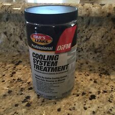 NEW Bar's Leaks DiFM Cooling System Treatment - 100 Tablets, 5 Grams Each