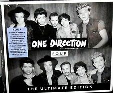 Four ,Deluxe Edition by One Direction NEW! CD, 4 EXTRA SONGS , UK IMPORT RARE