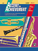 Alfred Publishing Co. 0017086 Accent On Achievement Book 1 Bass Clarinet