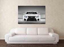 Lexus LFA - 30x20 Inch Canvas Wall Art - Framed Picture Poster Print