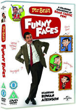 ME BEAN - FUNNY FACES - NEW / SEALED DVD - UK STOCK