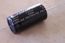 Elcnk 22uf 500 Volt Electrolytic Capacitor