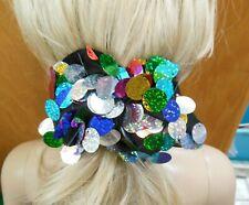 Spangle Bows Lot of 12 Spotlight MultiColor Hair Cheer Dance hair accessory New