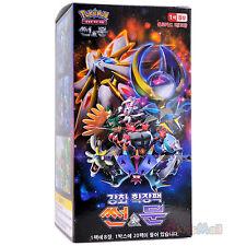 Pokemon Karten Sonne Mond Starkung Expansion 20 Booster 1 Display Box Koreanisch