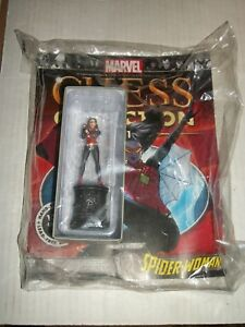 Eaglemoss Marvel Chess Collection SPIDER-WOMAN #81 Figure & Magazine NEW