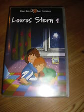 VHS, Video, Kassette, Lauras Stern, Kinder, Warner Bros, Folge 1, neuwertig,Film
