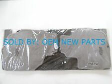 1999-2005 Genuine Mazda MPV Floor Mats 6pc Set GRAY 000089FO4A4 OEM NEW