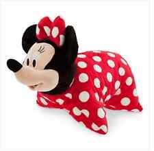 Disney Parks Minnie Mouse Pillow Pal Plush Pet Doll NEW