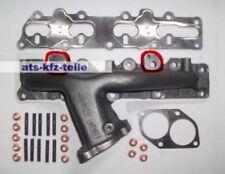Abgaskrümmer Opel Vectra A B 1,8 1.8 85kw 2,0 2.0 100kw 16V mit Sekundärluft