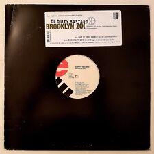 1995 - OL DIRTY BASTARD - BROOKLYN ZOO / GIVE IT TO YA RAW - OG - WU-TANG CLAN