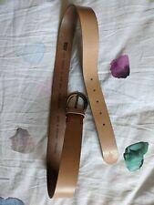Ladies Levi's Belt Leather