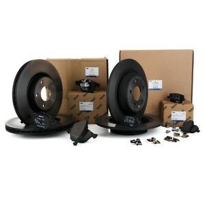 ORIGINAL Ford Bremsscheiben + Bremsbeläge KUGA I MK1 bis 11.2012 vorne + hinten