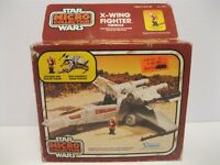 New In Box 1982 Kenner Star Wars Micro Collection X-Wing Fighter Crash