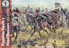 Waterloo 1815 1/72 Napoleonic Prussian Death's Head Hussars # AP032