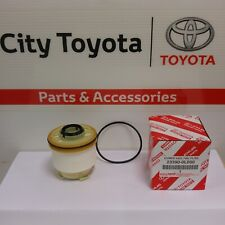 New Genuine Toyota Hilux Fuel Filter Diesel Genuine 8/04-10/15 233900L050