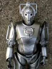 Doctor Who CYBER LEADER cyberman cybermen Action Figure Character Options 2006