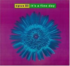 LP 6722 OPUS III IT'S A FINE DAY