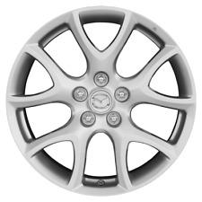 "FULL SET - Genuine Mazdaspeed3 OEM Alloy Rims (Silver Finish) 18"" (2010 - 2013)"