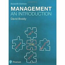 MANAGEMENT, Boddy, David, 9781292088594