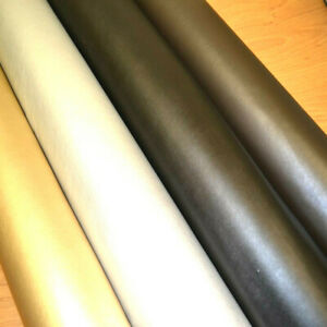 9 Cols STRETCH Faux Leather Look Soft PVC Leathercloth Fabric Leatherette Vinyl