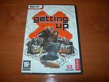 MARC ECKO´S GETTING UP CONTENTS UNDER PRESSURE PC (EDICIÓN ESPAÑOLA PRECINTADO)