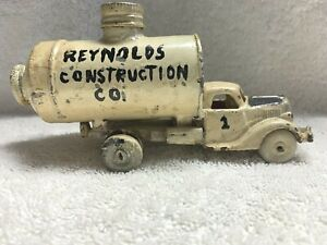 Vintage One of a Kind construction Truck