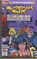 Satan's Six 1993 series # 1 Polybagged near mint comic book