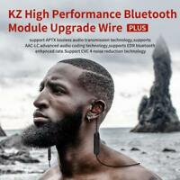 KZ Bluetooth Module Upgrade Cable Wire Cord for KZ-ZST/ZS10/ES3/ES4/ZSR Earphone