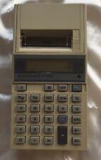 Vintage Texas Instruments TI-5005 II Handheld Printer Calculator FREE SHIPPING