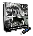 15000 Public Domain Collection Rare Stock Video Footage Archive On Flash Drive