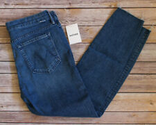 MOTHER The Looker Frayed High Rise Skinny Leg Ankle Jeans 30 Chain of D NEW