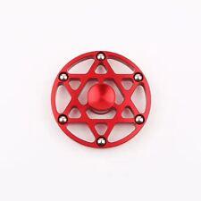 Hexagonal Star Fidget Hand Spinner ADHD Autism Reduce Stress Focus Attention Toy