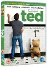 Ted Extended Version 5050582919660 With Mark Wahlberg DVD Region 2