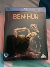 Ben Hur (1959) UK Blu Ray STEELBOOK Charlton Heston RARE L@@K