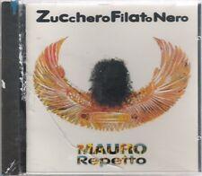MAURO REPETTO (883) - Zucchero filato nero - CD sigillato