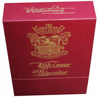 Buntstifte KOH-I-Noor POLYCOLOR 72 FARBEN 3827 Coloured pencils POLYCOLOR RETRO