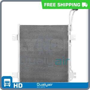 AC Condenser fits International Harvester 7300, 7400, 7500, 7600, 9200i SB... QL