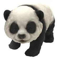 New listing Panda Bear Cub Statue Figurine Garden Ornament Sculpture Big 21cm Standing