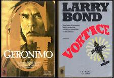 R. J. Conley, GERONIMO UNA LEGGENDA AMERICANA + Bond VORTICE Interno Giallo