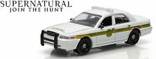 Greenlight 1/64 Supernatural Sioux Falls Sheriff Ford Crown Victoria Police Car
