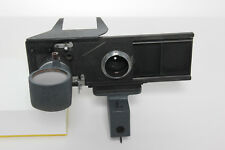 Leitz Reprovit Camera Stage foctar 50m Viewfinder Lens Carrier Bellows Sled #18