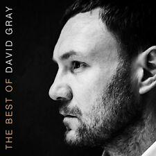 DAVID GRAY CD - THE BEST OF DAVID GRAY (2016) - NEW UNOPENED - POP ROCK