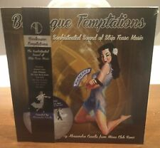 Burlesque Temptations Vol.3-Sophisticated Sound Of Striptease Music Lp+CD Sealed