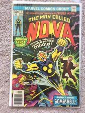 Nova #1 (Sep 1976, Marvel)