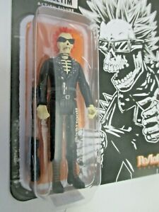 "NEW Skeletim 3.75"" figure (MOC) Rancid ReAction (2021) Super7"
