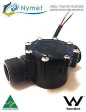 "Flow Sensor 1"" 2-100LPM (Pulsed Output)"